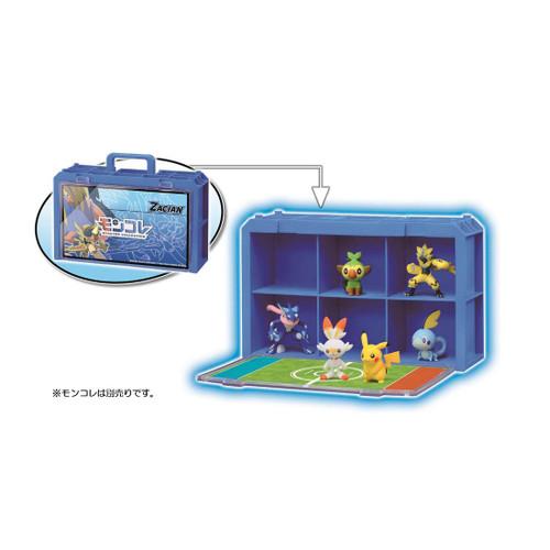 Takara Tomy Pokemon Moncolle Case Zacian Version