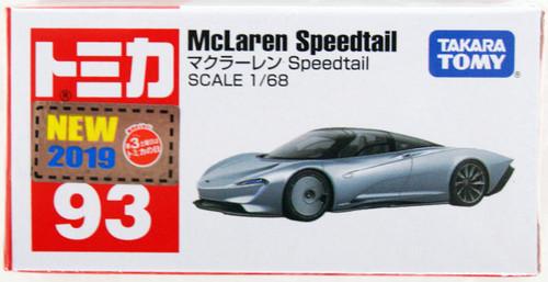 Takara Tomica 93 McLaren Speedtail 798637