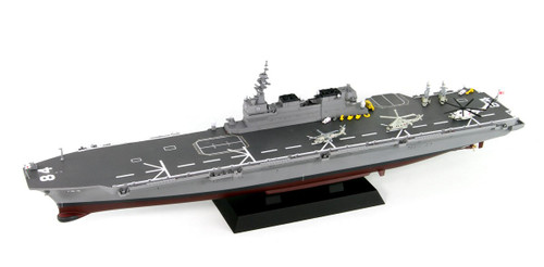 Pit-Road JPM10 JMSDF DDH-184 KAGA Completed Model 1/700 scale