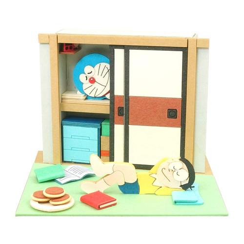 Sankei MP08-12 Doraemon Mini Napping Non-Scale