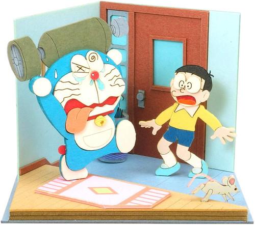 Sankei MP08-15 Doraemon Mini Mouse & Bomb Non-Scale