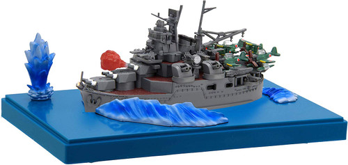 Fujimi 9EX-1 Chibi-Maru Fleet Mogami Sp. Ver(w/ Effect Parts) non-scale kit