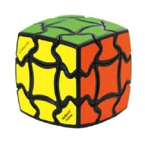 Hanayama Cast Huzzle (Puzzle) Wave Cube