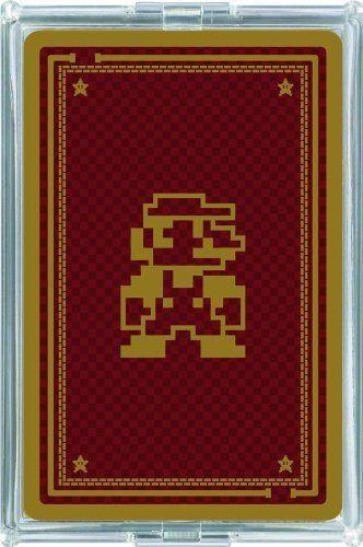 Nintendo Mario Playing Cards NAP-01 Dot