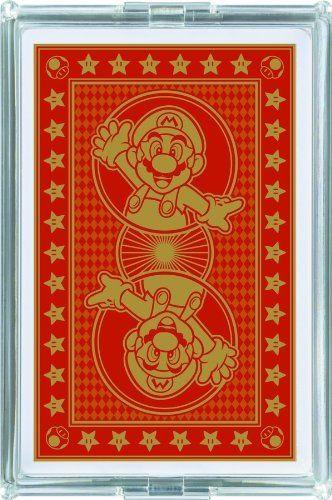 Nintendo Mario Playing Cards NAP-02 Standard