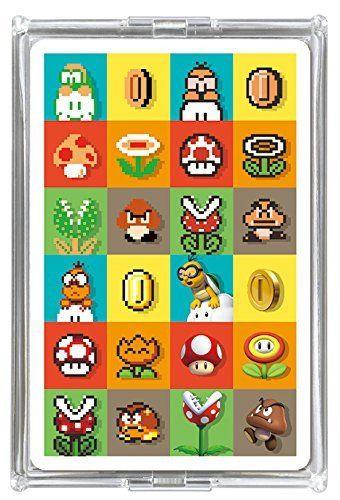 Nintendo Mario Playing Cards NAP-04 Game