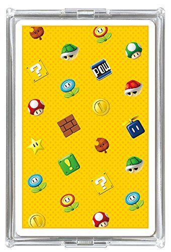 Nintendo Mario Playing Cards NAP-05 Character Book