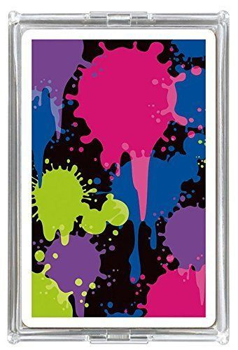Nintendo Splatoon 744 Playing Cards 01 Standard