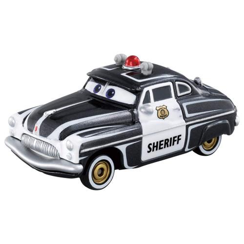 Takara Tomy Tomica Disney Pixar Cars C-42 Sheriff (Pin Stripe Type) 152644