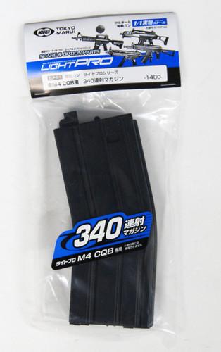 Tokyo Marui ELP-01 Light Pro 340 Rnd Magazine for M4 CQB (Genuine Parts)