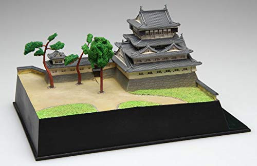 Fujimi 500836 Kokura Castle 1/400 scale kit