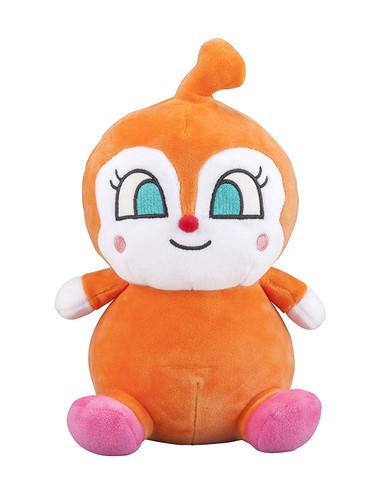 Sega Toys Plush Doll Mochifuwa Marshmallow Mini Dokin-chan TJN