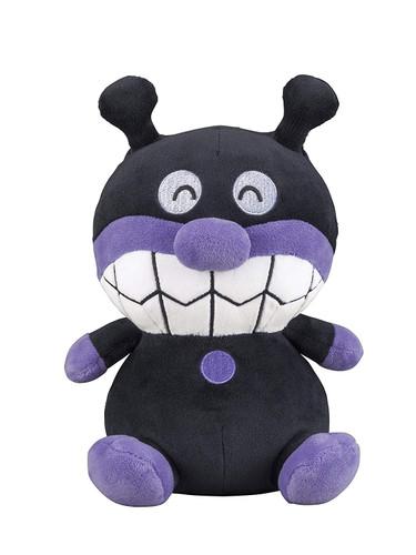 Sega Toys Plush Doll Mochifuwa Marshmallow Mini Baikinman TJN