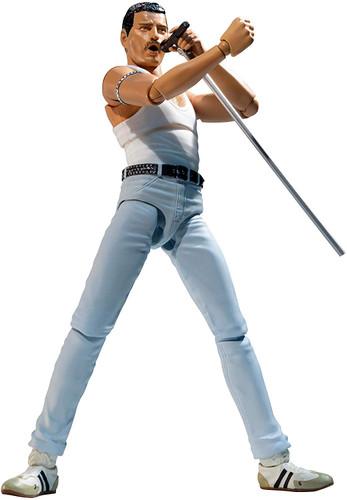 Bandai S.H. Figuarts Freddie Mercury Live Aid Ver, Figure