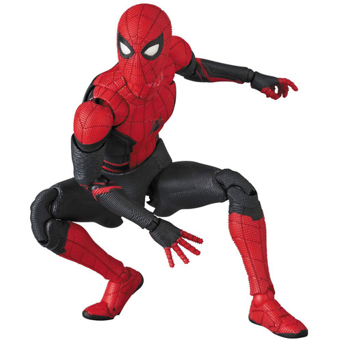 Medicom MAFEX 113 Spider-Man Upgraded Suit Figure (Spider-Man Far From Home)