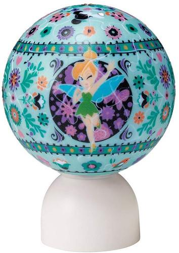 Yanoman 3D LED Lantern Puzzle 2003-420 Disney Tinker Bell (60 Pieces)