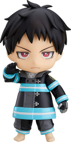 Orange Rouge Nendoroid 1235 Shinra Kusakabe Figure (Fire Force)