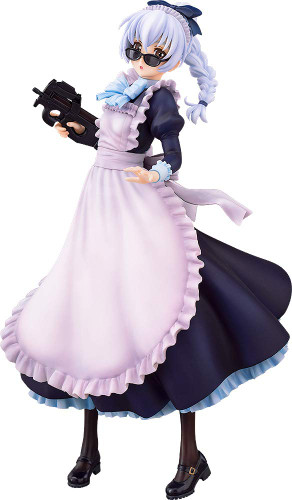 Phat! Teletha Testarossa: Maid Ver. 1/7 Scale Figure (Full Metal Panic! Invisible Victory)