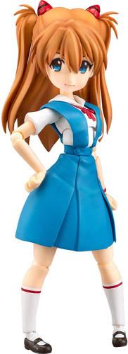 Phat! Parfom R! Asuka Shikinami Langley: School Uniform Ver. Figure (Rebuild of Evangelion)