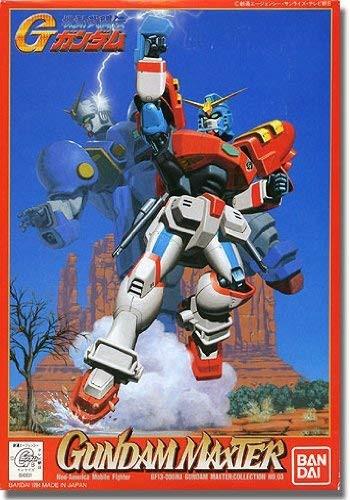 Bandai G-Gundam Gundam Maxter 1/144 Scale Kit