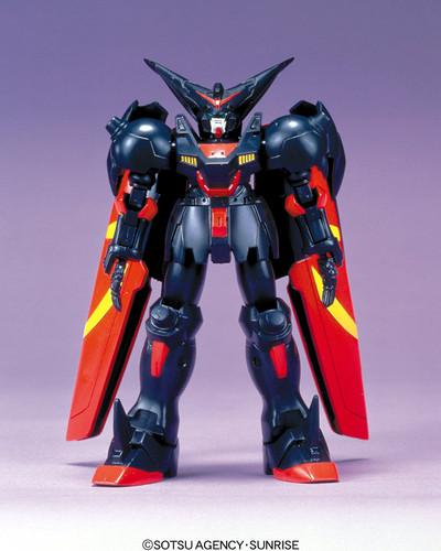 Bandai G-Gundam Master Gundam 1/144 scale kit