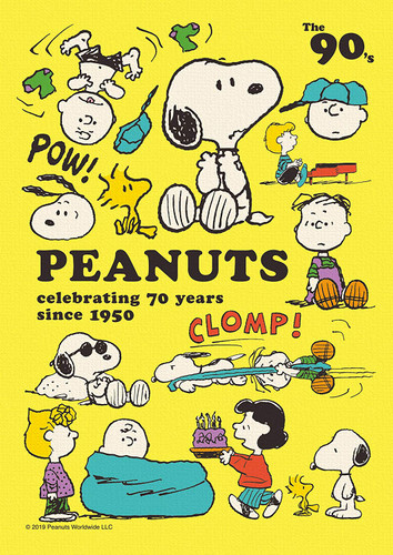 Epoch Jigsaw Puzzle 02-502 Peanuts Snoopy Classic (108 Pieces)