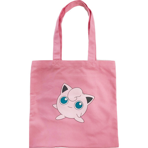Pokemon Center Original Color Tote Bag Jigglypuff
