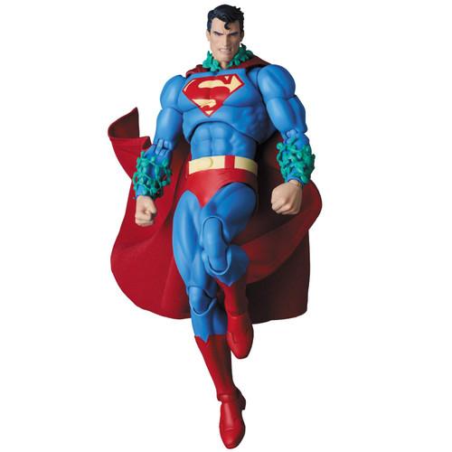 Medicom MAFEX Superman Hush Ver. Figure