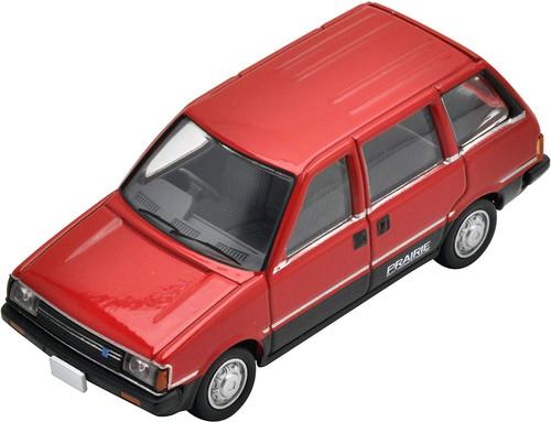 Tomytec LV-N115a Tomica Limited Vintage Neo Nissan Prairie JW-G Red 1/64