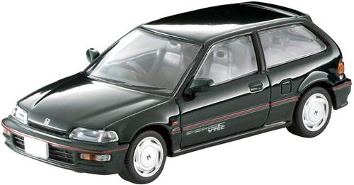 Tomytec LV-N182a Tomica Limited Vintage Honda Civic SiR-II Green 1/64
