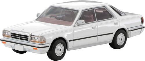 Tomytec LV-N198a Tomica Limited Vintage Nissan Gloria HT V20 86' White 1/64