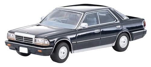 Tomytec LV-N198b Tomica Limited Vintage Nissan Gloria HT V20 86' Navy 1/64