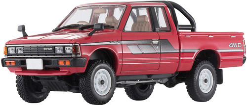 Tomytec LV-N43-26a Tomica Limited Vintage Neo Datsun Truck King Cab 4WD 1/64