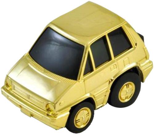 Takara Tomy Z-04f Choro Q Zero Honda City R Gold