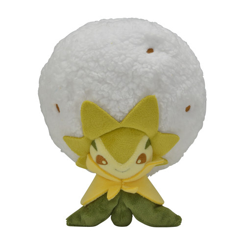 Pokemon Center Original Plush Doll Eldegoss (Watashiraga)