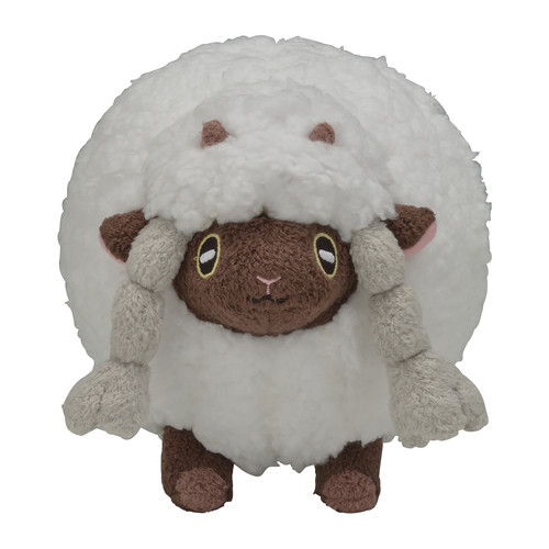 Pokemon Center Original Plush Doll Wooloo