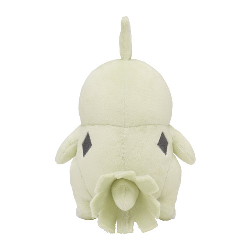 Pokemon Center Original Plush Doll Ditto Metamon Larvitar (Yogiras)