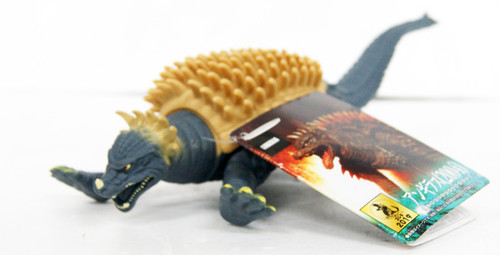 Bandai Movie Monster Series Godzilla Anguirus (2004) Figure