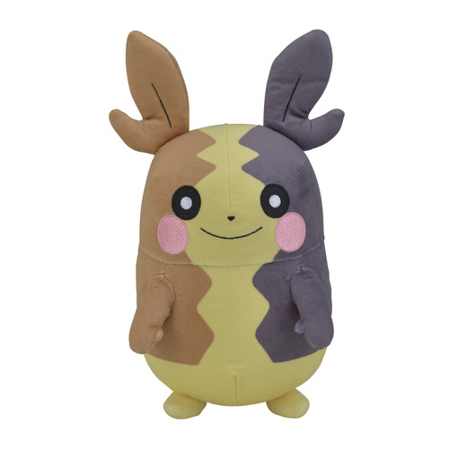 Pokemon Center Original Plush Doll Morpeko Full Belly Mode