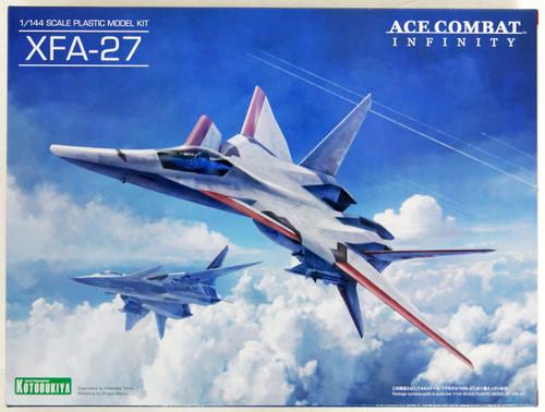 Kotobukiya KP447R Ace Combat Infinity XFA-27 1/144 Scale Plastic Model Kit