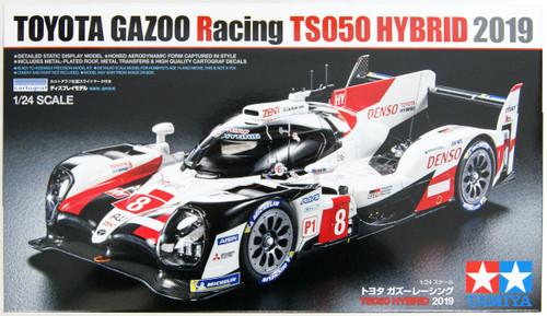 Tamiya 25421 Toyota Gazoo Racing TS050 HYBRID 2019 1/24 Scale Kit
