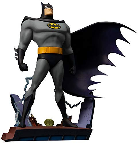 Kotobukiya SV247 ARTFX+ DC Universe Batman Animated Opening Edition 1/10 Scale Figure