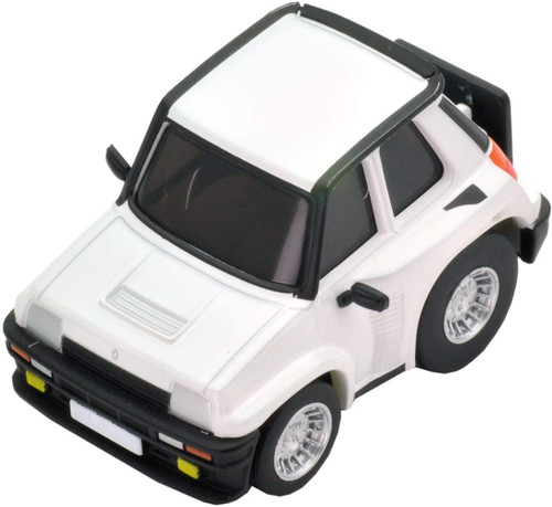 Takara Tomy Z-50c Choro Q Zero Renault 5 Turbo White