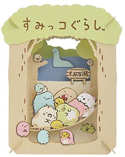 Ensky Paper Theater PT-170 Sumikko Gurashi Everybody on a Hammock