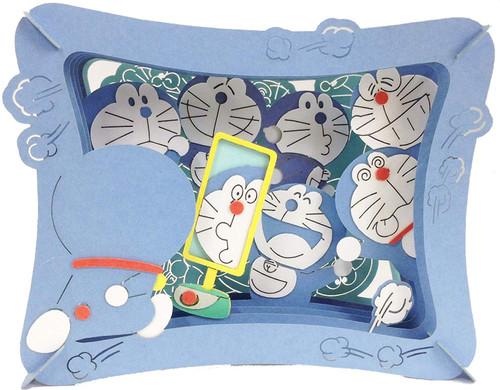 Ensky Paper Theater PT-069 Doraemon Multiply Mirror