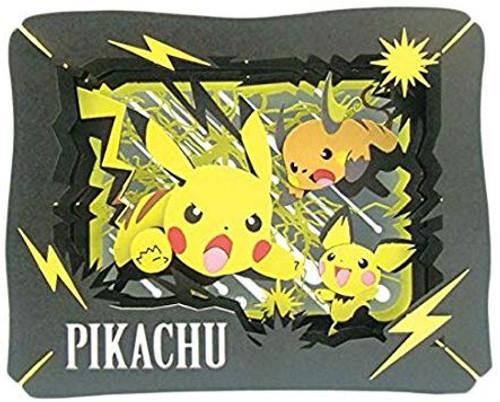 Ensky Paper Theater PT-071 Pokemon Pikachu