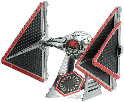 Tenyo Metallic Nano Puzzle W-ME-036M Star Wars Sith Tie Fighter