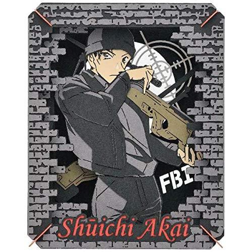 Ensky Paper Theater PT-147 Detective Conan Shuichi Akai