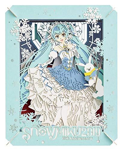 Ensky Paper Theater PT-149 Miku Hatsune Snow Miku 2019