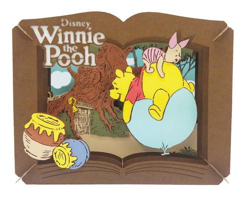 Ensky Paper Theater PT-075 Winnie the Pooh Honey Hunt